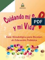 Cuidando Mi Salud y Mi Vida Educacion Pre Basica