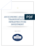 Economic Analysis of Transportation Investments