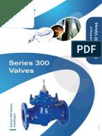 2.1 Catálogo Comercial Válvulas Serie 300