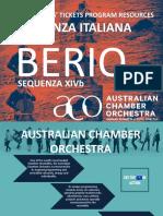 Sequenza Italiana Aco