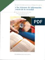XI cib 2004 La calidad de los sistemas de información al servicio de la sociedad