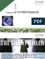 ABCs of Hypertension