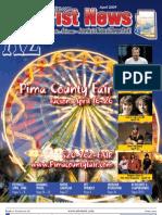 Az Tourist News - April 2009