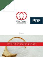 MW Commodities Catalog