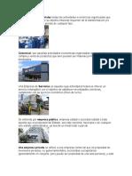 Empresas y Divisiones