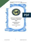 Guía de Administración y Procesos II