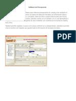 Software de Presupuesto.docx