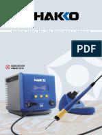 Catalogo HAKKO 2015