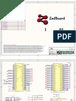ZedBoard RevC.1 Schematic 130129