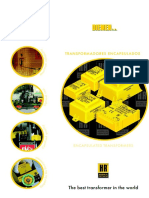 Encapsulated Transformers Catalog ENG
