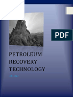 Petroleum Recovery Technology, Ch -321