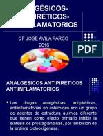 Clase 3-Analgesicos Antipireticos Antiinflamatorios