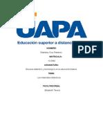 Trabajo Final Recursos Didácticos y Tecnológicos en Educación Básica