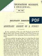 (1863) Military Despotism