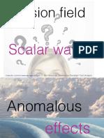 Torsion Field? Scalar Wave? - PechaKucha SunshineCoast Presentation 2014