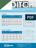 U-Ditch Brochure