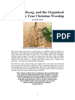 CCM and Hillsong Versus True Christian Worship