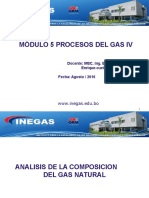 1.-Analisis de La Composicion Del Gas Natural