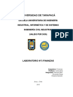 Informe Finanazas Lab 3