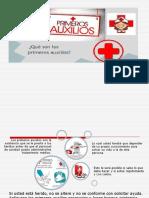 Clase de Primeros Auxilios CODEACOM-1