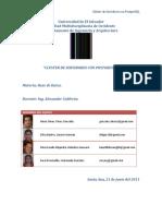 Clúster de Servidores Con PostgreSQL