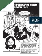 Jesus Understands When Your Sick