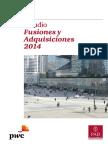 Fusiones y Adquisiciones_Pwc 2014