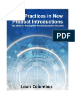 Best Practices in Product Introduction