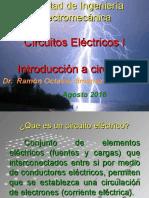 Circuitos Electricos I Semana 1 Unidad I Ago 2016