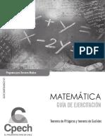 Guia 21 Teorema de Pitágoras y Teorema de Euclides (V1)