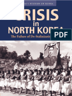[Andrei Lankov] Crisis in North Korea