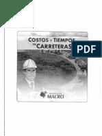 Walter Ibañez - COSTOS Y TIEMPOS EN CARRETERAS.pdf