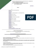 Reglamento de La Ley de Bases de La Carrera Administrativa y de Remuneraciones- d. s