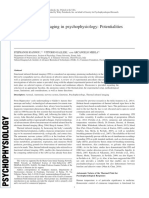 Thermography in Psychobiology