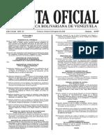 Gaceta-Oficial 40.695