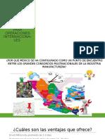 México Enclave Estratégico