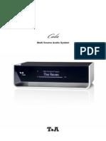 T+A Cala System Brochure