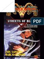 Shadowrun - 08 - Streets of Blood - Sargent, Carl; Gascoigne, Marc