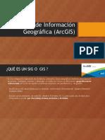 Sistema de Información Geográfica (ArcGIS) [Autoguardado]