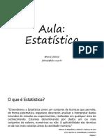 Aula Estatística 2016-08-01