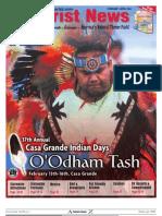 Az Tourist News - February 2004
