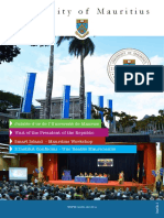 University 20of 20Mauritius Newsletter Issue 20No. 206