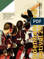 Sydenham Arts Festival 2010 brochure