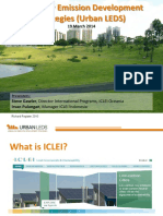 Materi ICLEI Climate Change