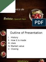 Jamon Iberico de Bellota