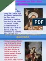 Trabajo de San Juan de Macu