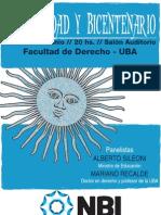 Universidad y Bicentenario