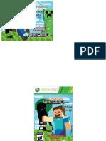 Kit Imprimible Minecraft