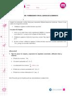 Guía 6° básico (Pauta) 1 copia
