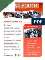 CRISP Term 3 Newsletter